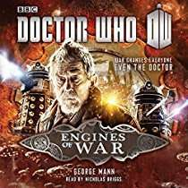 Audible DOTD, Dr Who Engines of War (audio book) £1.99