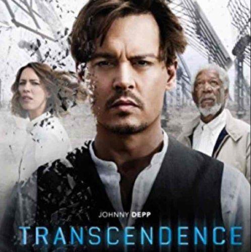 Transcendence Blu-Ray - Poundland - £1.00