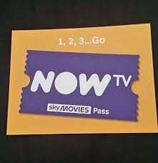 3 months free Sky Cinema pass on Now TV for new and existing customers