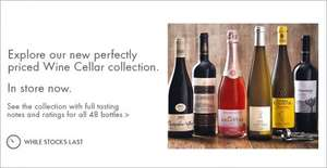Lidl - Fine Wine Clearance £3.99 instore