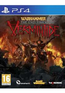 Warhammer: End Times - Vermintide (PS4) £14.85 Delivered @ Simply Games
