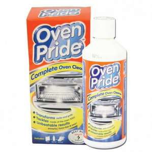 Oven Pride Complete Oven Cleaner (500ml) £2.49 @ Poundstretcher
