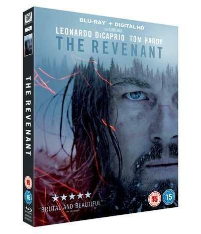 The Revenant [Blu-ray + HD UV] £6 in store @ Fopp (also in 5 for £30 @ Hmv)