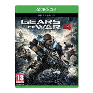 Gears of War 4 Xbox One - £19.99 @ Smyths toys