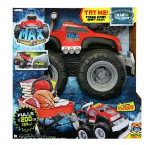 Max Tow Truck £19.99 in Home Bargains (RRP £50)