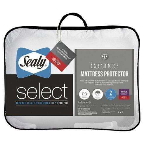 Sealy Select Balance Mattress Protector - Single was £30 now £8 @ Tesco