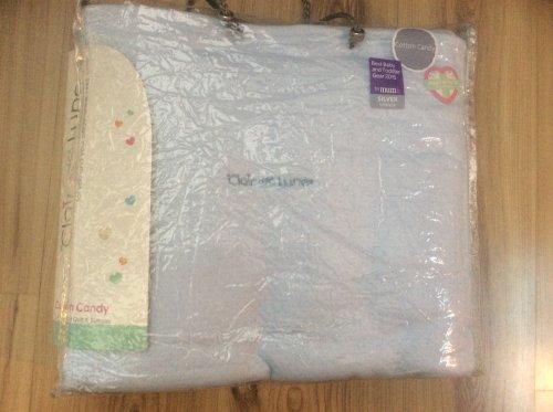 Clair de Lune- cot/cot bed quilt & bumper £3.13 @ Tesco extra - Basildon