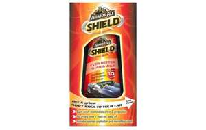 ArmorAll Shield Wax £6 at Halfords when bought Click and Collect
