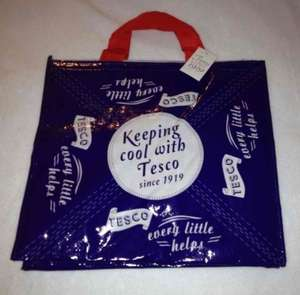 Tesco Cool Bags Being Cleared for 60p each instore @ Tesco Colney Hatch Lane