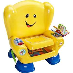 Fisher-Price Laugh & Learn Smart Stages Chair 12+ Mos £25.43 Amazon - PINK/YELLOW