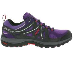 SALOMON LADIES ELLIPSE 2 AERO SHOE RRP £75 - £33.99 @ Millet Sports