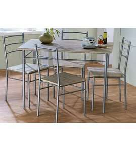 5 Piece Dining Set | Studio £39.99 + £15 del @ Studio