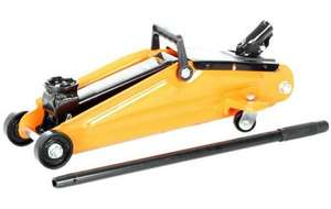 Halfords 2-Tonne Trolley Jack  £20  (SAVE £20 Was £40 *)