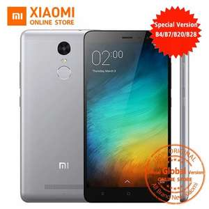 Official Global Version Xiaomi Redmi Note 3 pro prime special Edition Smartphone 5.5 Inch 3GB 32GB 16.0MP - AliExpress  Store: Xiaomi Online Store - £126.90