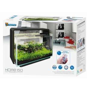 Superfish Home 60 aquarium LED sunrise remote control lighting £109.99 @ Fishkeeper