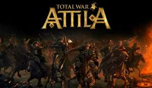 Total War: Atilla (Steam) £6.69 @ Bundlestars plus Lunar sale voucher