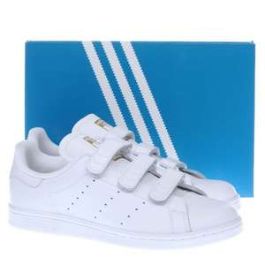 Adidas Stan Smith Comfort Trainers - Were £67.00 Now from £26.99 (£21.59 with student discount) @ Schuh with free delivery / Click & Collect