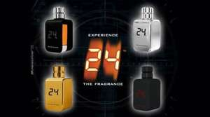 The Fragrance Shop '24' The Fragrance 100ml EDT gift set for Men instore £6