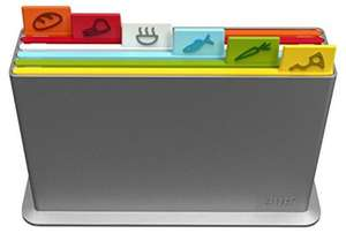 Joseph Joseph Index Chopping Board Set - Multi-Colour (6 Pieces) £26.97 Amazon