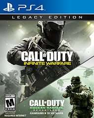 Call of duty legacy PS4 £37.99 + £4.04 UK delivery @ amazon