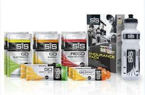 Science in Sport Starter Pack - Endurance Pack £6.99 (Prime) / £11.74 (non Prime) at Amazon