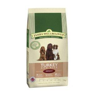 James wellbeloved Complete dog food- 15kg down from £54.99-£36.99 petsathome