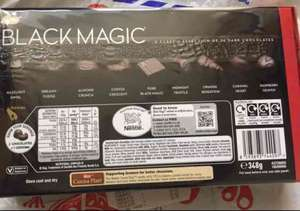 NESTLE BLACK MAGIC 348g for £0.62 @ Tesco instore