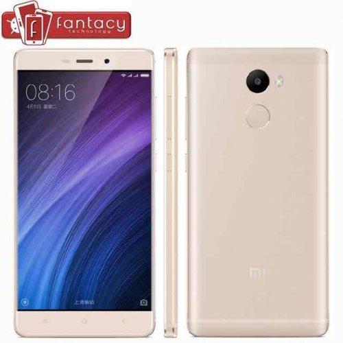 Original Xiaomi Redmi 4 4000mAh Snapdragon 430 Octa Core 2G RAM FDD LTE 4G £107.57 with Miband 2! @ Ali express / FANTACY TECHNOLOGY