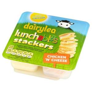 Dairylea Lunchables ' chicken n cheese' 59p @ Heron Foods