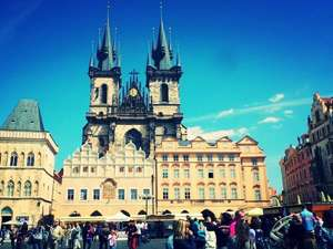 Prague + Vienna + Bratislava + Budapest: 8 Night 4-City Break £289pp inc Flights & Transfers @ GoGroupie