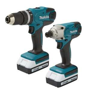 Makita twin drill set down to £90 (£80 with voucher!) b&q Hedge End