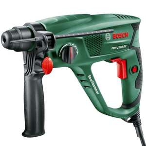 Bosch 550W 240V Corded SDS Plus Rotary Hammer Drill was £93 now £49 @ B&Q