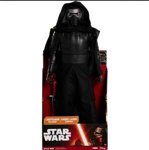 "Star Wars The Force Awakens 18"" Action Figure - Kylo Ren Was £11.50 Now £2.33 Instore @ Tesco (Mayflower)"