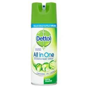 Dettol Disinfectant Spray £2.79 @ Homebase online / instore