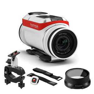 Tomtom bandit action camera premium pack £179.99 @ SportsPursuit