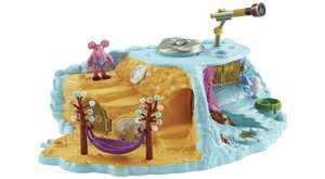 Clangers home planet playset with Granny clanger figure & pop up soup dragon was £24.99 now £6.99 @ Argos (Free C&C)