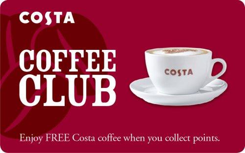 costa card members - buy anything by 2 feb + get 150 bonus points