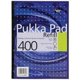 Pukka Pad 400 page A4 pad - 75p instore @ ASDA