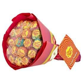 Valentine's Day idea???  Chupa Chups Lollipop Flower Bouquet, £3.00 at Asda