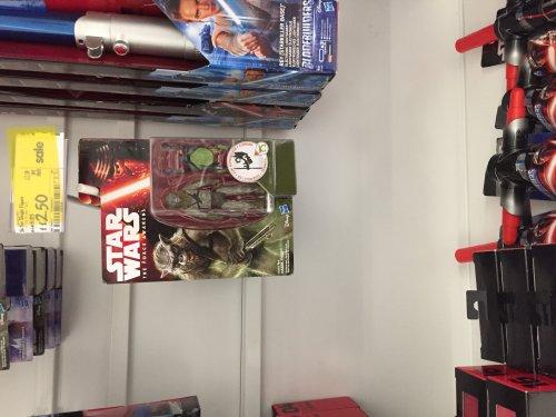 Star Wars force awakens figures £2.50 Asda