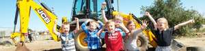 Half Price Tickets at Diggerland for February Half Term - £9.99