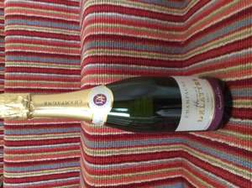 Lidl Champagne - Henri Delattre Brut 750ml only £3.99 Instore