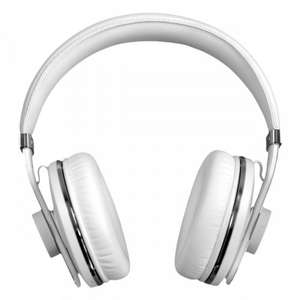 White Finlux Bluetooth Headphones - £20 delivered @ Finlux Direct