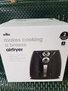 Air Fryer 4ltr - Wilkinsons Skelmersdale - £15