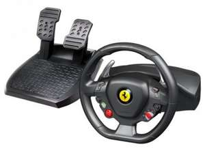 Trustmaster Ferrari 458 Steering Wheel - PC / Xbox 360 - £59.99 @ Box