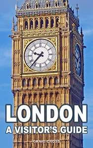 London - A Visitor's Guide Kindle Edition, free (Print price £11.99)