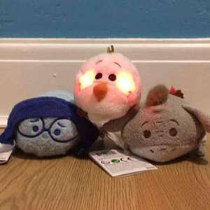 Light-up Tsum Tsum @ Asda instore - £2