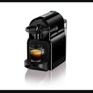 Nespresso Inissia Only £1.00 With 12 Month Coffee Subscription £18pm @ Nespresso
