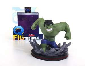 Avengers Hulk Q Fig figure - Nice little desk toy for £3.99 at B&Ms