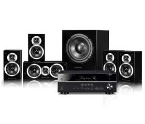 YAMAHA RXV581 & Wharfedale DX1 SE 599 £599.99 @ Richersounds